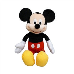 Mickey Mouse Plush 15 Inch - Florida Orange World