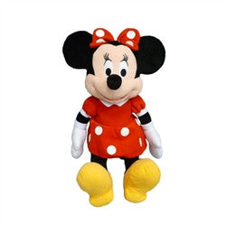 Minnie Mouse Red Dress Plush 15 Inch - Florida Orange World
