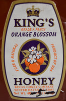 Orange Blossom Honey 5 lb - Florida Orange World