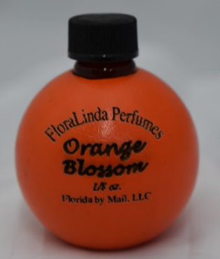 Florida Orange Blossom Perfume - Florida Orange World