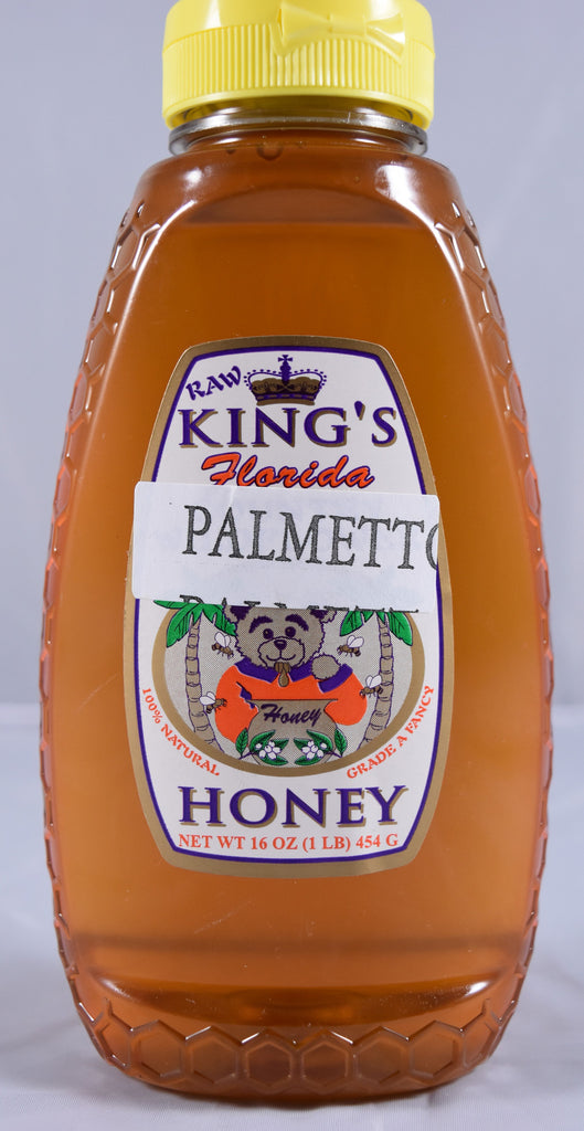 Palmetto Honey 16 oz. - Florida Orange World