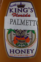 Palmetto Honey 16 oz. - Orange World