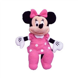 Pink Dress Plush 11 Inch, Minnie Mouse - Florida Orange World