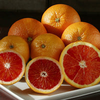 Scarlet Navels- Red Navel Orange - Florida Orange World