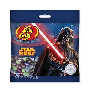 STAR WARS Sparkling Jelly Beans 2.8 oz Bag - Orange World