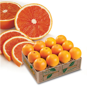 Cara Cara Red Navel Oranges and Ruby Red Grapefruit - Florida Orange World