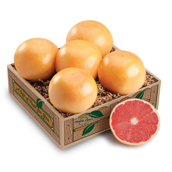 Ruby Red Grapefruit - Orange World