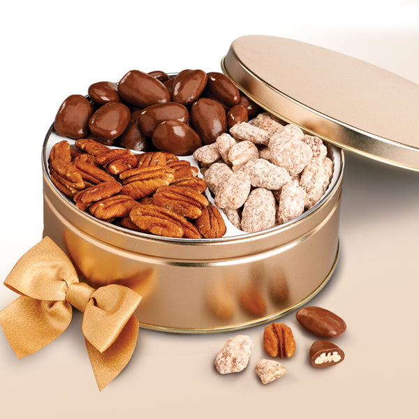 Southern Pecan Trio Tin - Orange World