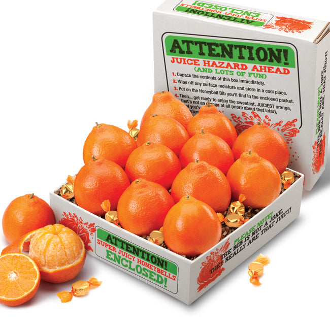 SUPER-JUICY HONEYBELLS - Florida Orange World