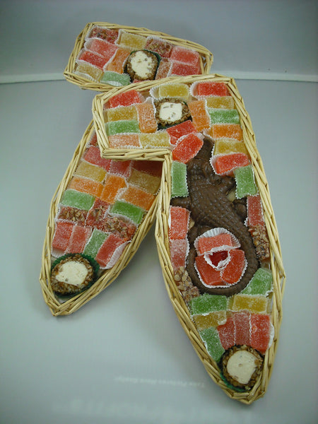 Florida Citrus Candy Basket - Orange World