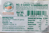 Florida Citrus Candy - Candies and 2 Jars of Marmalade - Florida Orange World