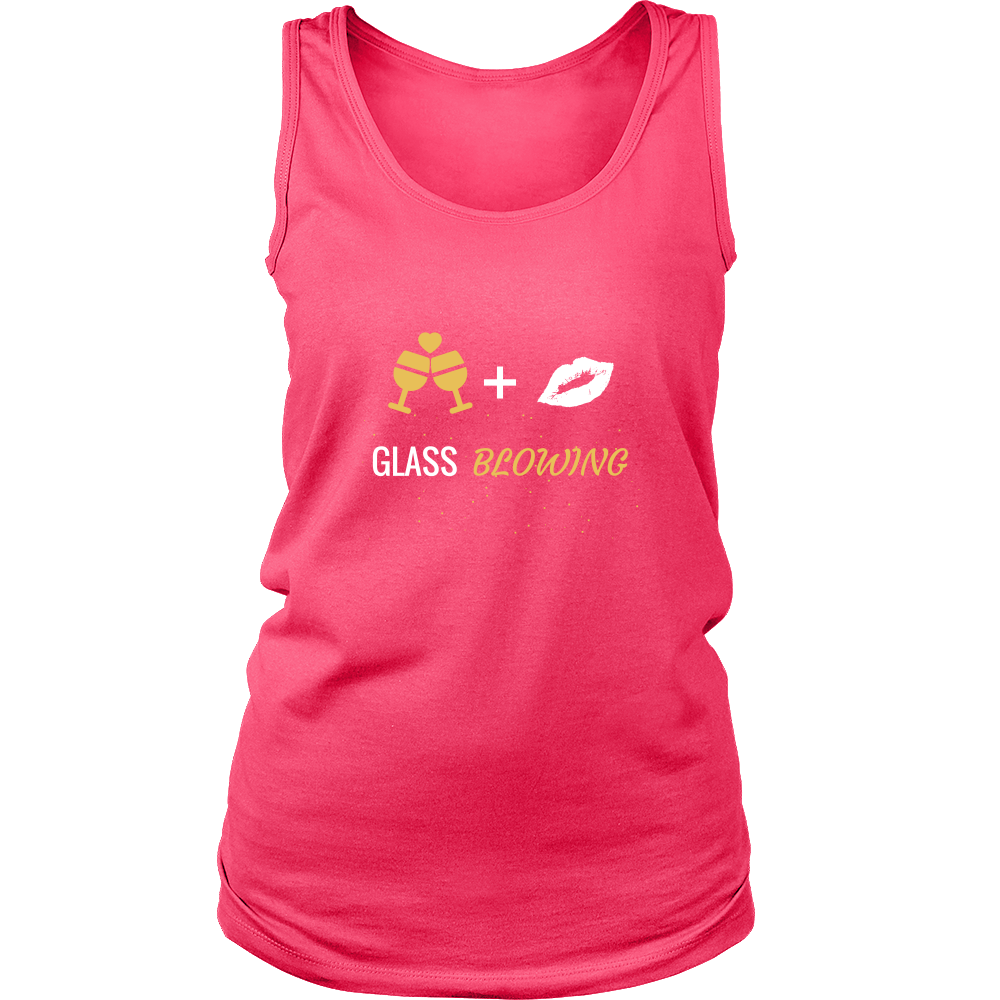 Glass Blowing Lover Tank