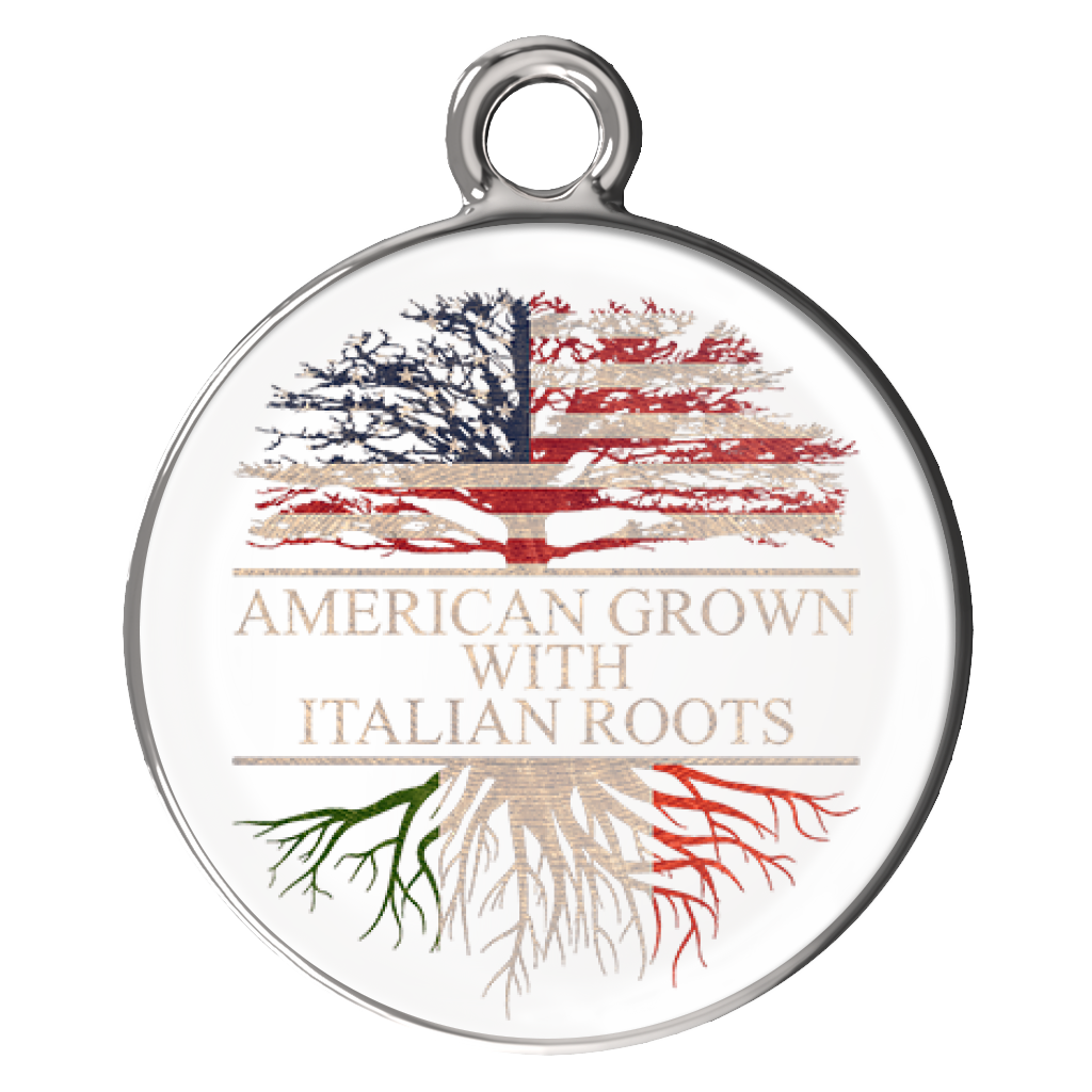 American Grown With Italian Roots Bracelet