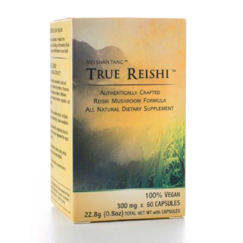 True Reishi Original Mushroom Supplement