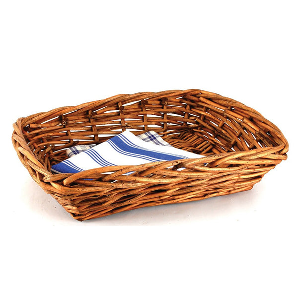 Rustic Basket Tray