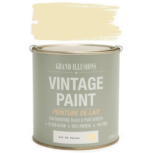 Vintage Paint No.4 Calico