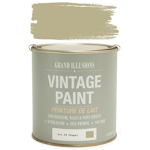 Vintage Paint No.9 Chapel
