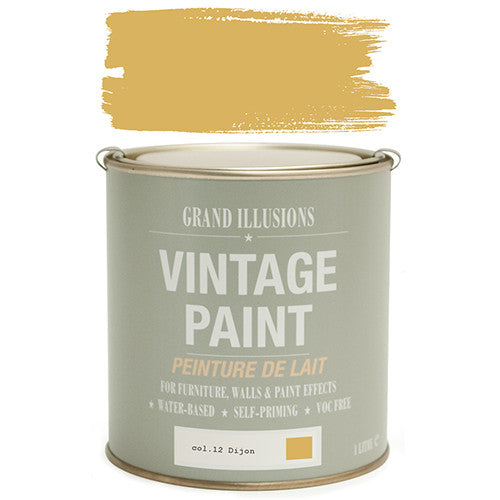 Vintage Paint No.12 Dijon