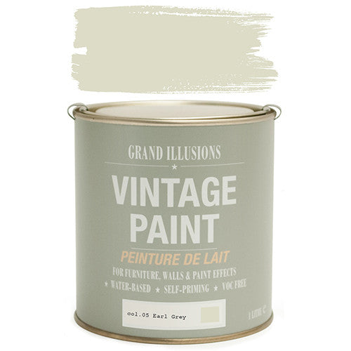 Vintage Paint No.5 Earl Grey