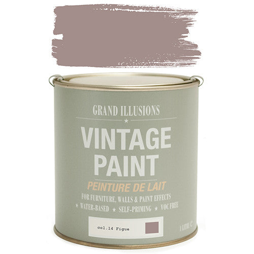 Vintage Paint No.14 Figue