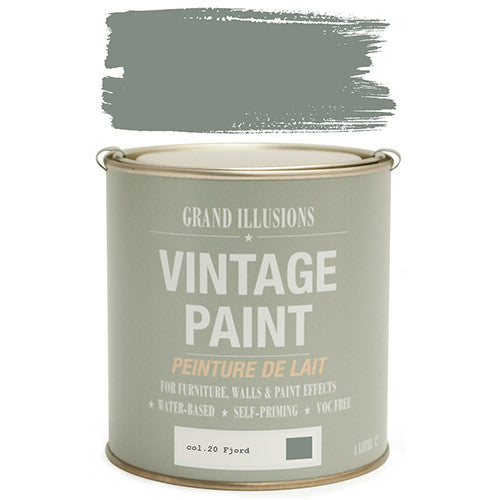 Vintage Paint No.20 Fjord
