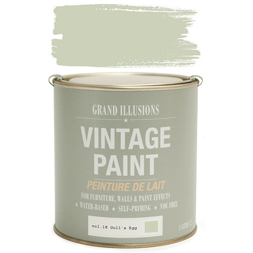Vintage Paint No.18 Gull's Egg