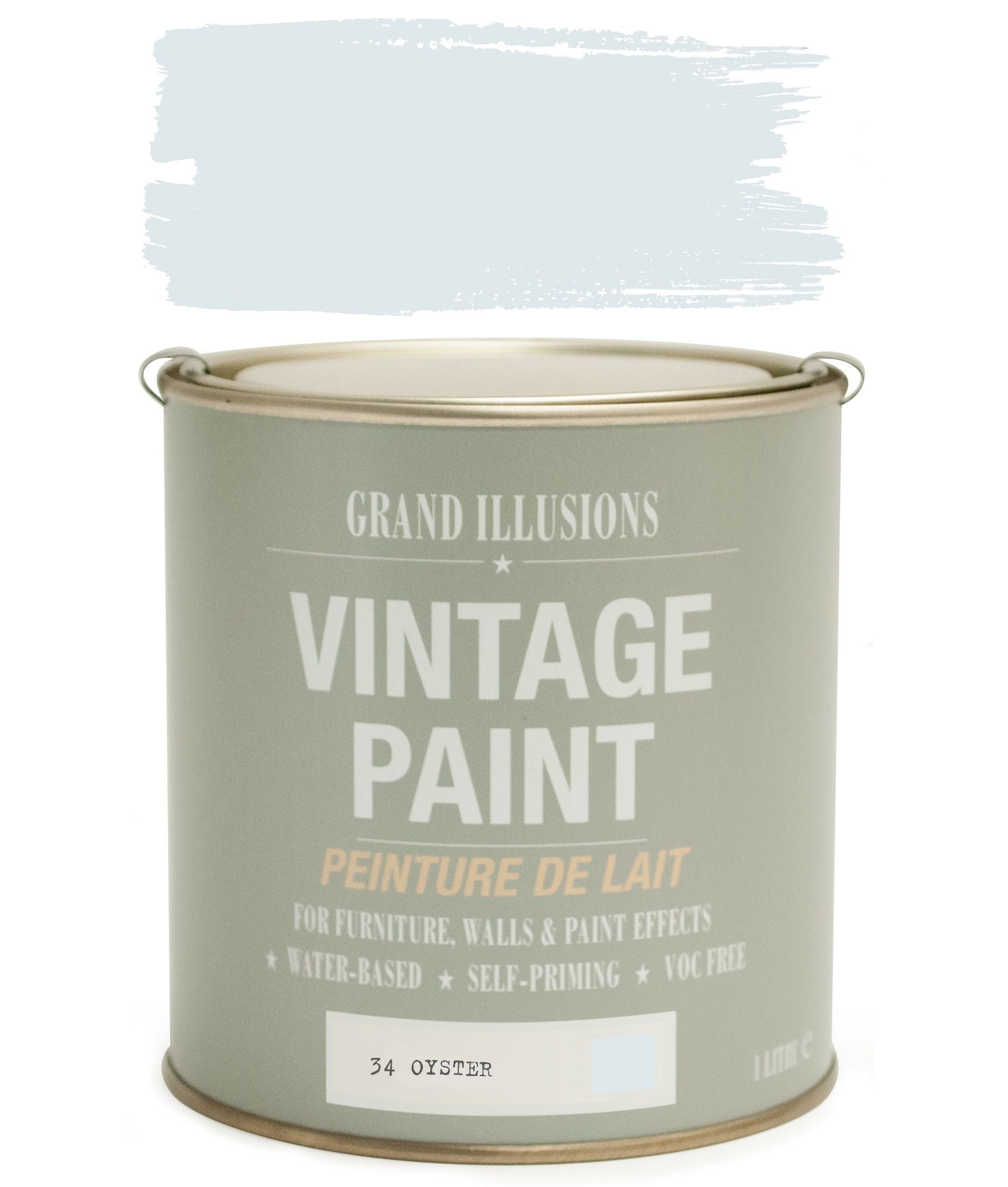 Vintage Paint No.34 Oyster