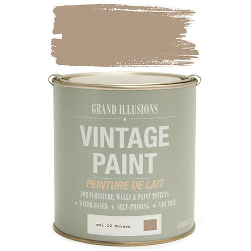 Vintage Paint No.10 Mousse