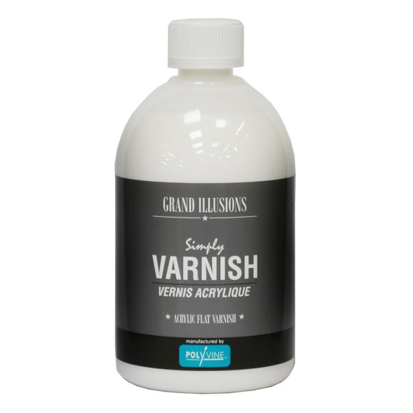 Simply Varnish