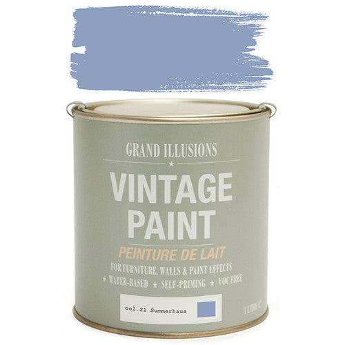 Vintage Paint No.21 Summerhaus