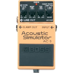 AC-3 Acoustic Simulator-Krompholz Shop