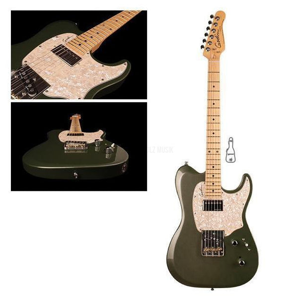 Stadium '59 - Desert Green Maple Neck - krompholz