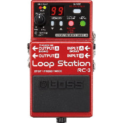 RC-3 Loop Station-Krompholz Shop