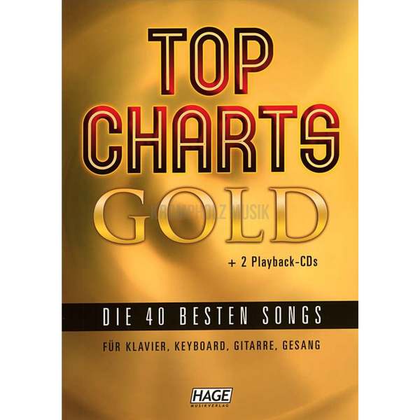 TOP CHARTS GOLD - Vol.1 - krompholz