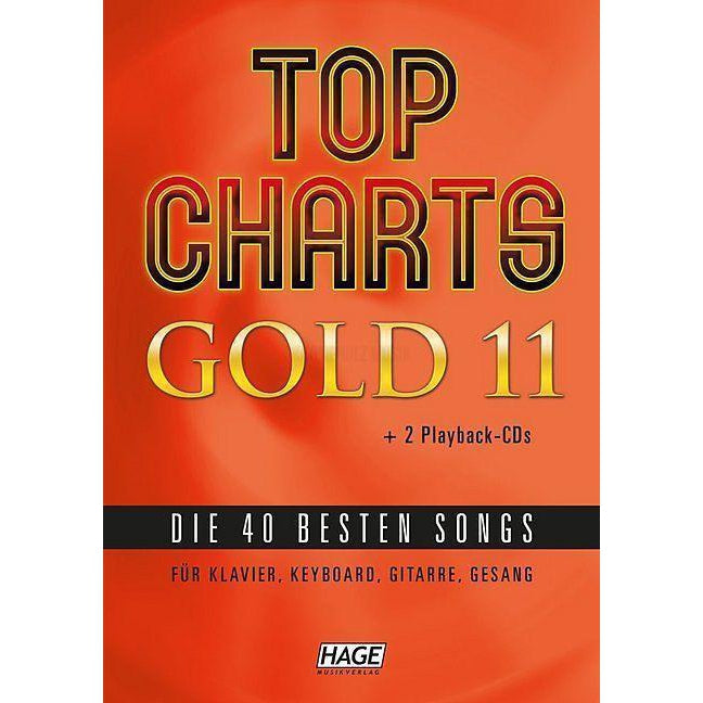 TOP CHARTS GOLD - Vol.11 - krompholz