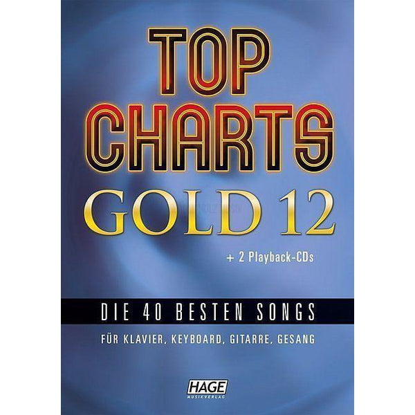 TOP CHARTS GOLD - Vol.12 - krompholz