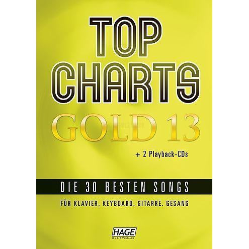 TOP CHARTS GOLD - Vol.13 - krompholz