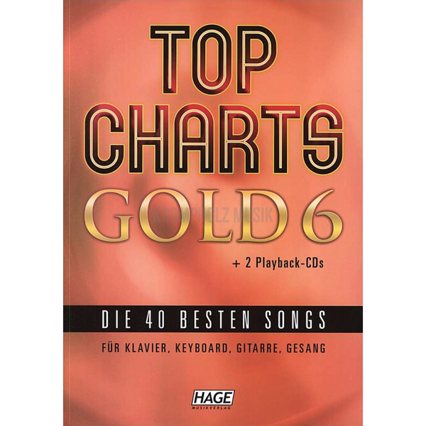 TOP CHARTS GOLD - Vol.6 - krompholz