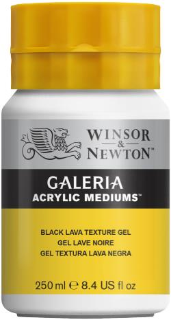 GAL 250ML Black Lava