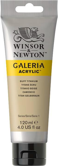 Winsor and Newton Galeria Acrylic Paint 120ml