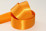 15mm Double Sided Satin Personalised Ribbon - Whites, Creams, Yellows, Golds, Greens and Browns