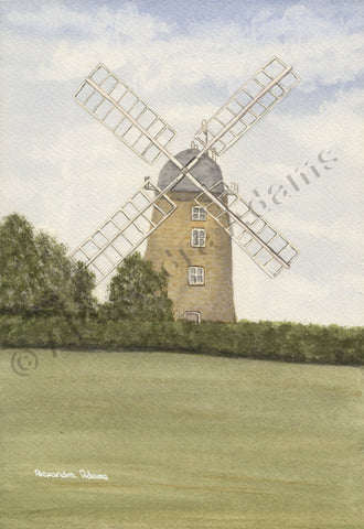 Asterley Windmill