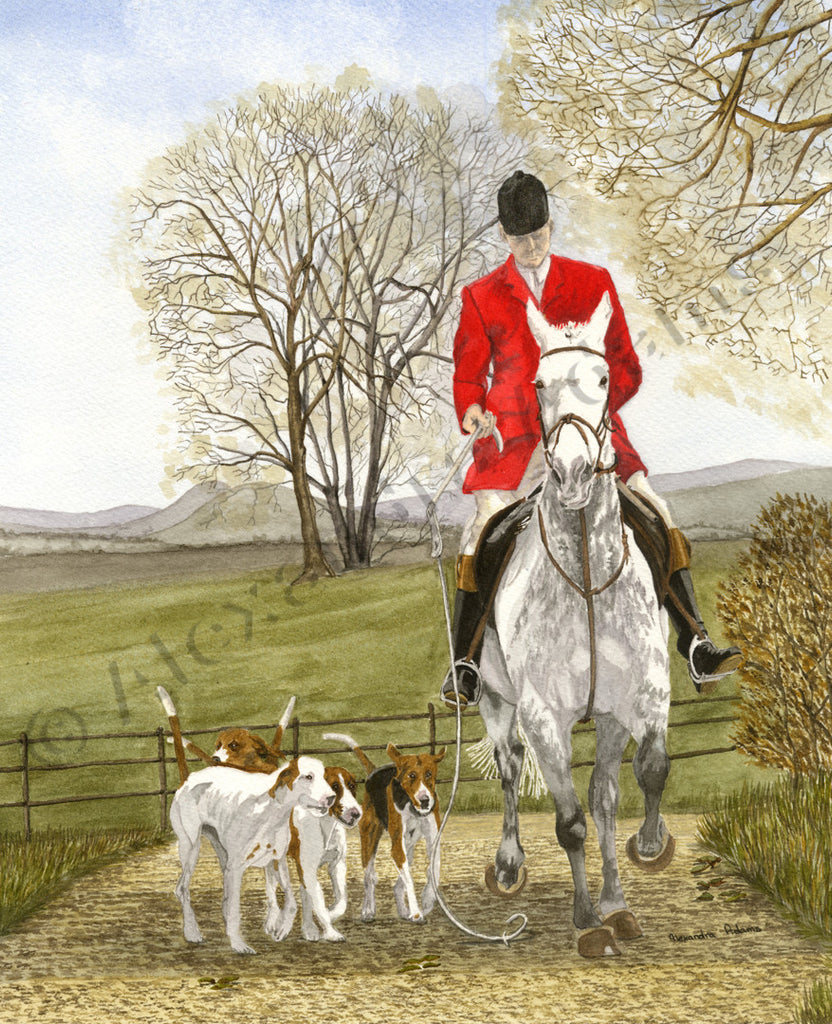 North Shropshire Hunt