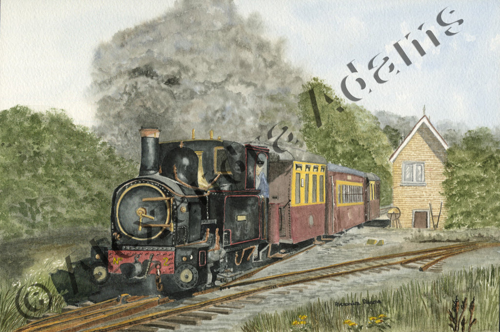 Welshpool Llanfair Railway
