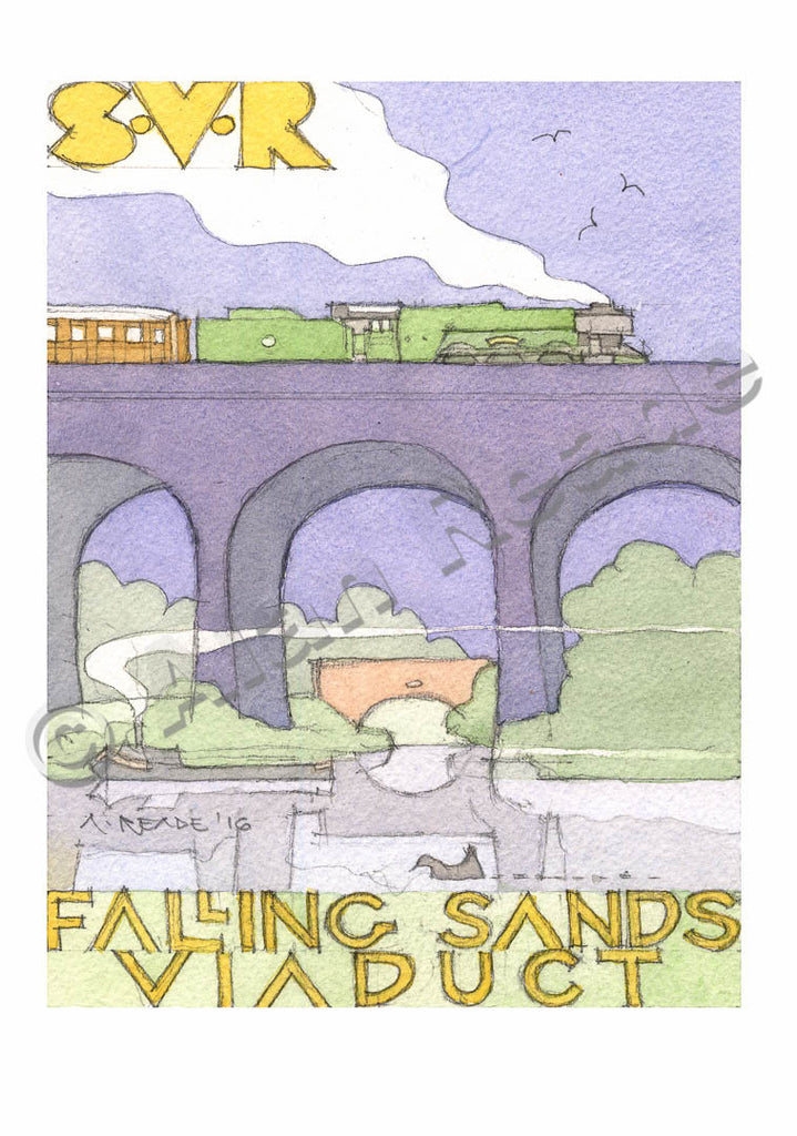 SVR Special Series - Falling Sands Viaduct