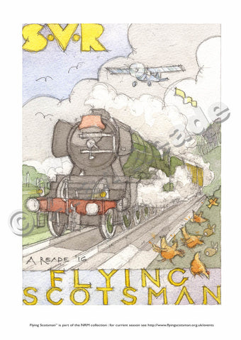 SVR Special Series - Flying Scotsman
