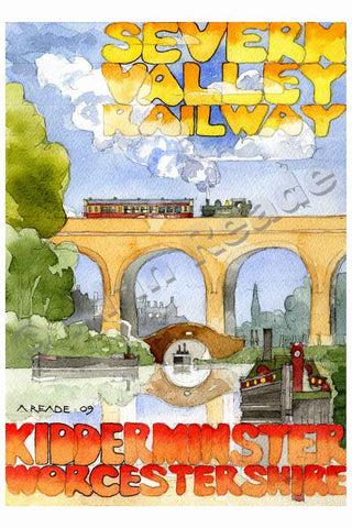 SVR Classic Series - Kidderminster