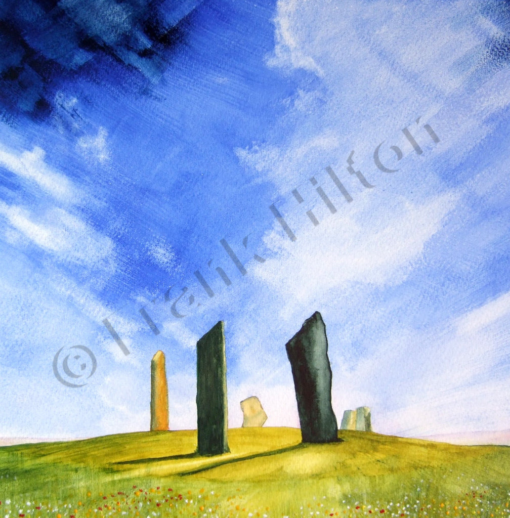 The Stones of Stenness