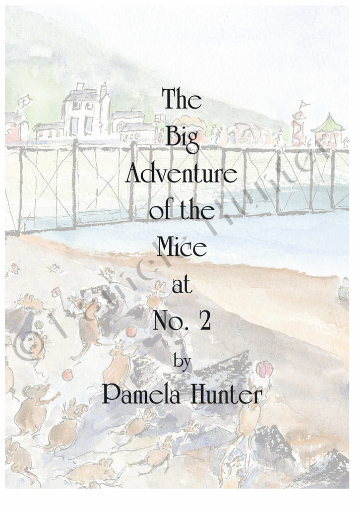 The Big Adventure of the Mice at Number 2