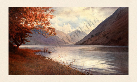 Autumn Sunlight, Wastwater